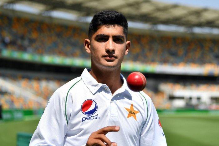 Naseem Shah. (AFP file photo)
