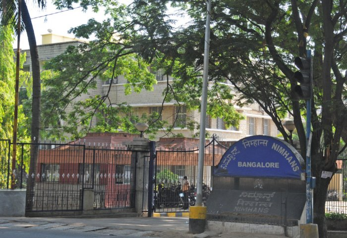 National Institute of Mental Health and Neuro Sciences. DH file photo