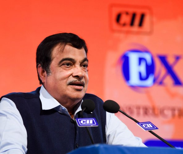 Union Minister Nitin Jairam Gadkari. (DH Photo)