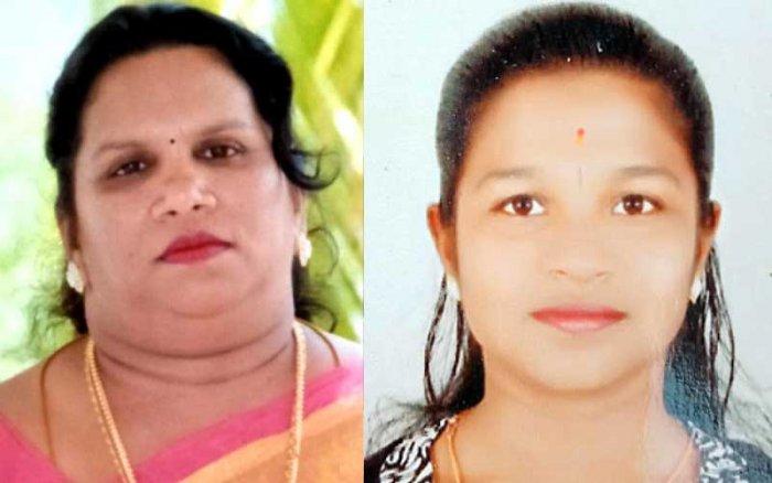 Chitra M and Ramya A