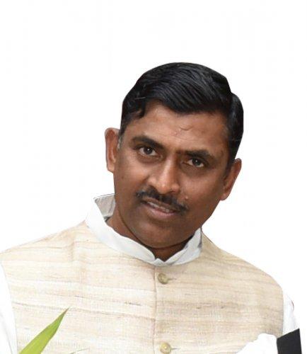 P Muralidhar Rao. (DH Photo)