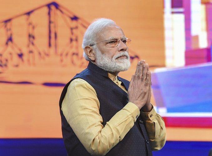 Prime Minister Narendra Modi. (Photo Credits: PTI)