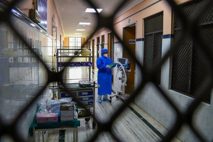 States of Punjab, Haryana and Chandigarh are on alert in the wake ofthe coronavirus threat. (Credit: PTI Photo)