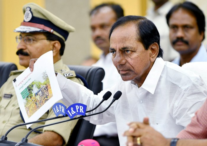 The CM informed that the state has so far recorded 36 cases, with one – P1 – patient released. (Credit: PTI Photo)