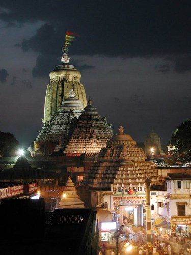 The Jagannath temple has been closed for devotees till April 1 as a precautionary measure in view of the coronavirus outbreak. (Credit: Wikimedia Commons Photo)