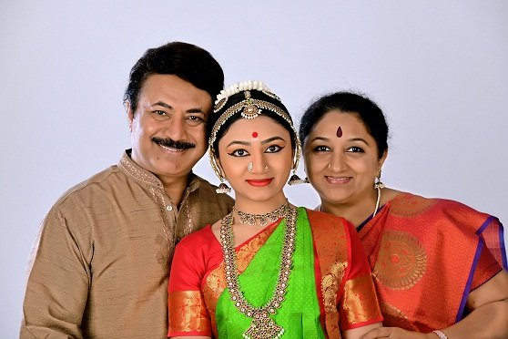 Anagha, daughter of actor-dancer Sridhar and Anuradha, will pursue dance as a career.