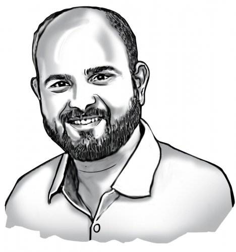 Rahul Jayaram believes the apocalypse cometh any time now...