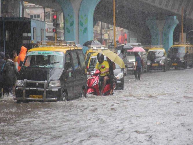 Mumbai rain. PTI file photo