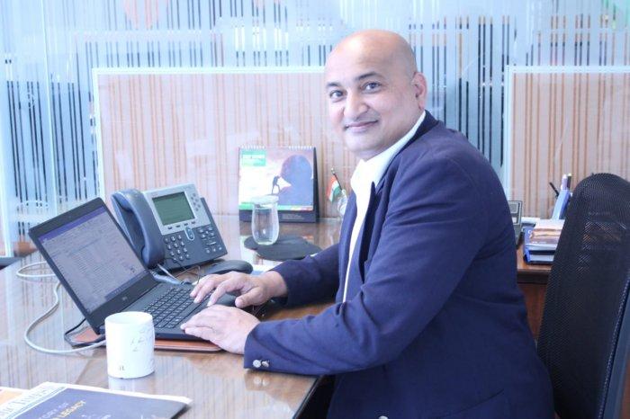 Rajesh Desai, CEO & Director, Lyra Network India.
