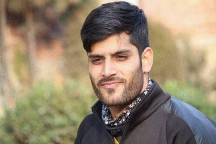 Rizwan Asad Pandit, the deceased teacher