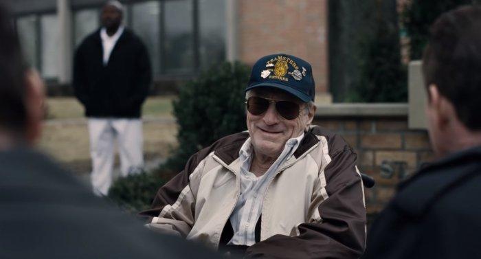 Robert De Niro in Martin Scorsese's 'The Irishman'