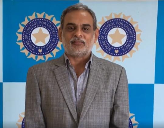Karnataka State Cricket Association (KSCA)Secretary Santosh Menon. (Photo: Facebook)