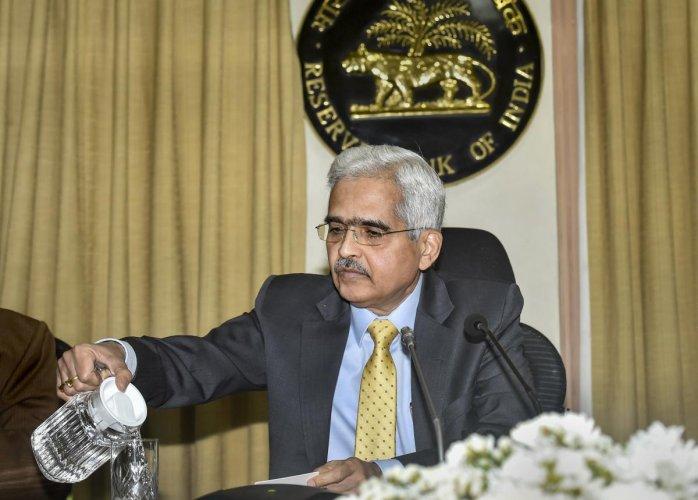 Reserve Bank of India (RBI) Governor Shaktikanta Das. (PTI file photo)