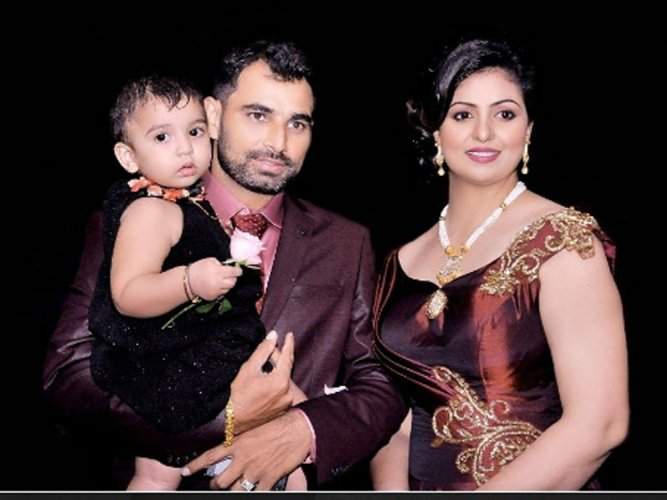 Shami and Haseen Jahan had been embroiled in a marital dispute since March last year and the matter was pending in the court. File photo