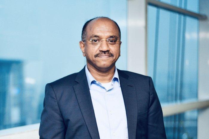 Simon George, President, Cargill India (DH Photo)