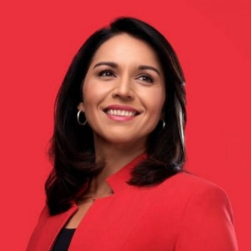Member of the Democratic Party of the United States, Tulsi Gabbard (Image Twitter/@TulsiGabbard)