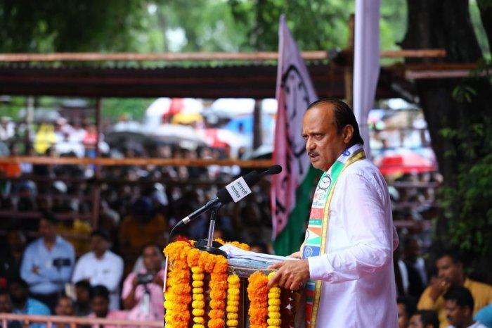 Ajit Pawar. (Photo/Twitter)