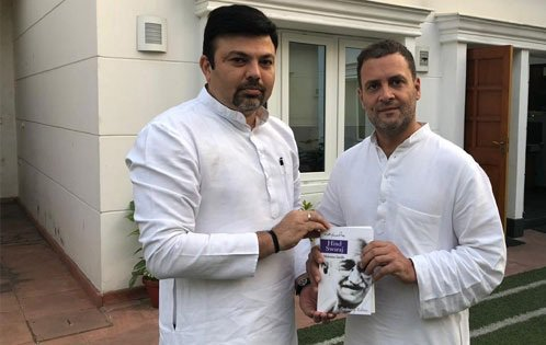 Fadnavis' victory margin in 2014, when he was just an MLA, was much bigger than in 2019 when he was the chief minister, said Congress leader Ashish Deshmukh who was pitted against Fadnavis from Nagpur South West.Photo/Twitter