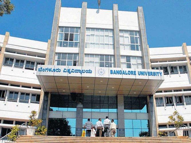 Bangalore University (BU). File photo