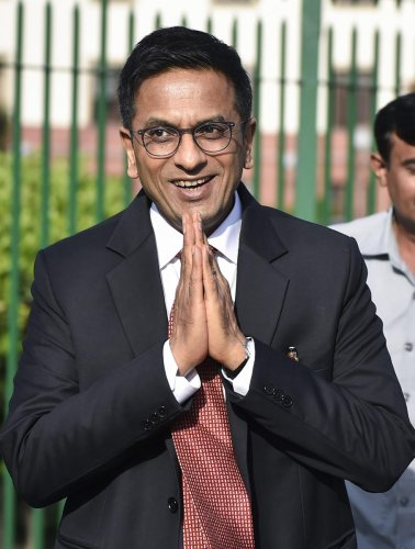 Justice Chandrachud also said that use of state machinery to curb dissent instills fear, which violates the rule of law. PTI file photo