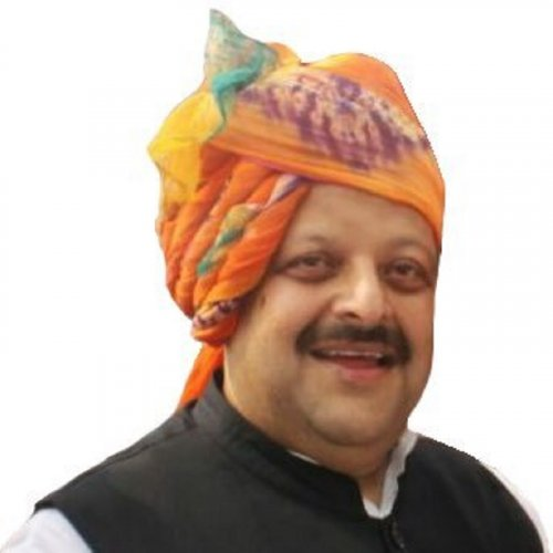 National Conference provincial president Devender Singh Rana. (Photo/Twitter)