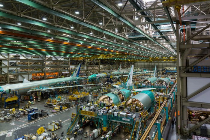 Boeing will invest Rs 1,152 crore on the facility, which is touted to be its second largest outside its headquarters in Seattle.