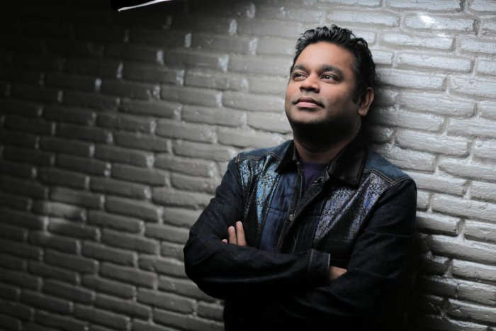 """Film """"99 Songs"""", which marks Oscar-winning composer A R Rahman's debut as a writer and producer. (DH File Image)"""