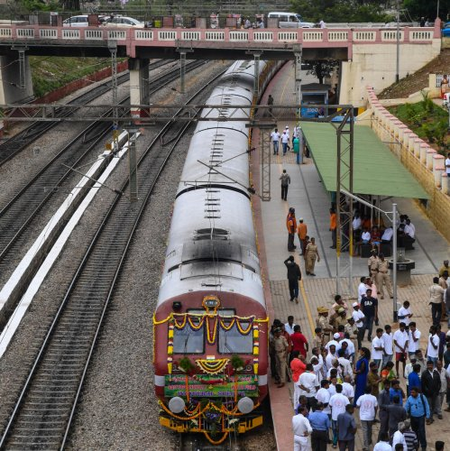 The switch to the suburban trains is more pronounced on the city's congested IT corridors that includes Carmelaram, Bellandur, Outer Ring Road, Whitefield, Kadugodi and other locations in East Bengaluru.