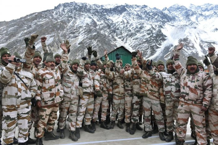 The ITBP is about 90,000 personnel strong force as of now and its border posts range from a height of 9,000 to over 14,000 feet.