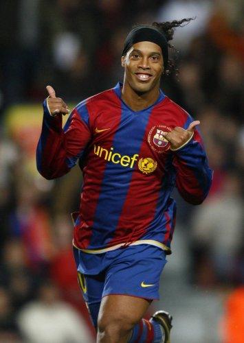 Ronaldinho (AFP File Photo)