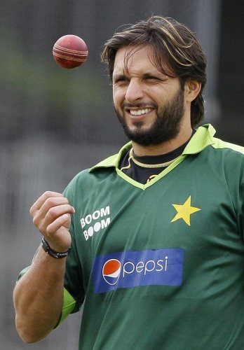 The revelations in his autobiography means that Afridi was not 16 when he smashed a record-breaking 37-ball hundred against Sri Lanka in Nairobi in 1996. (AP/PTI File Photo)