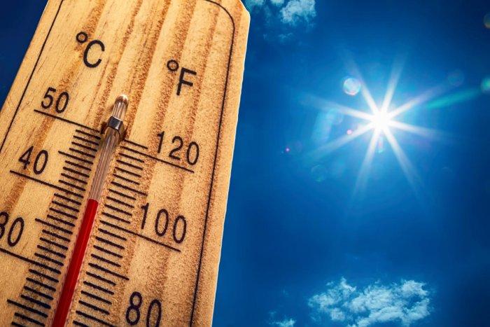 Bengaluru experienced a warm January.