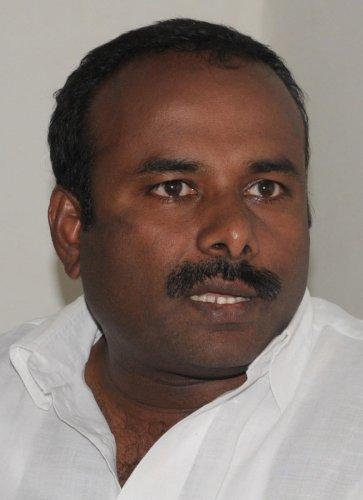 Mayor R Sampath RaJ