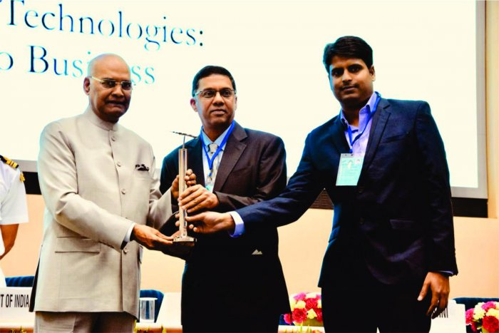 A little known Bengaluru-based company is one of the winners of this year's National Technology Day award for supplying a critical technology to Indian Space Research Organisation for which the space agency depended heavily on import till recently.