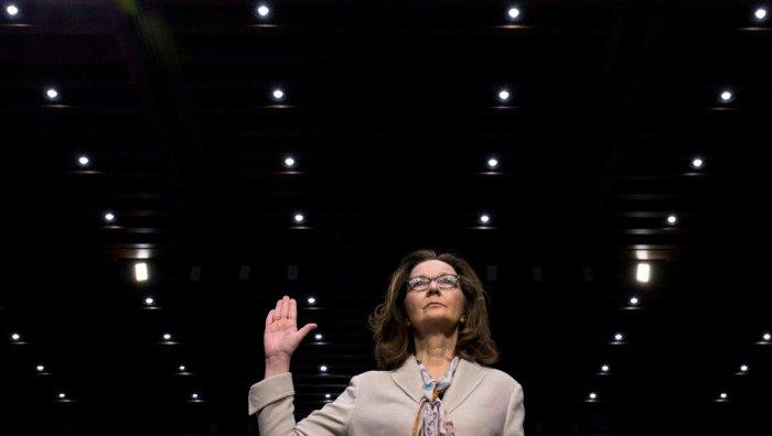 CIA director nominee and acting CIA Director Gina Haspel. Reuters Photo
