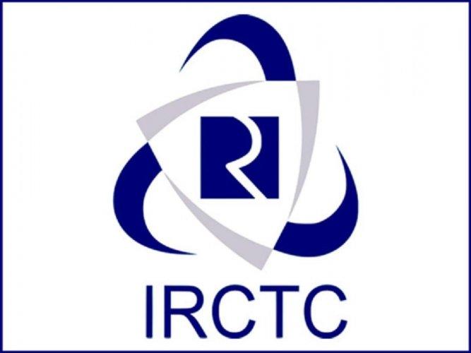 IRCTC logo (DH Photo)
