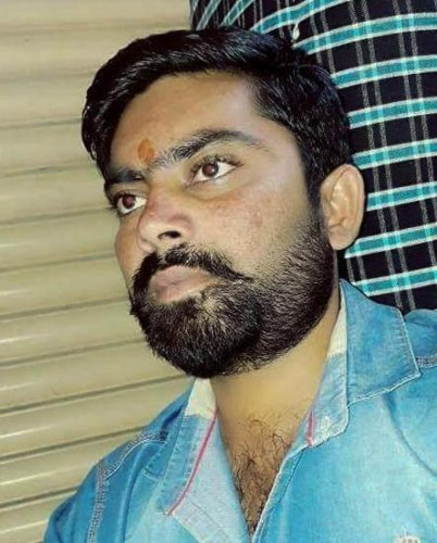 Arrested suspect, Parashuram Waghmore