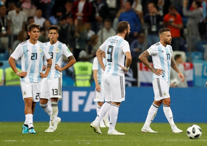 South American teams like Argentina and Colombia have struggled to live up to their rich legacy in this World Cup. Reuters