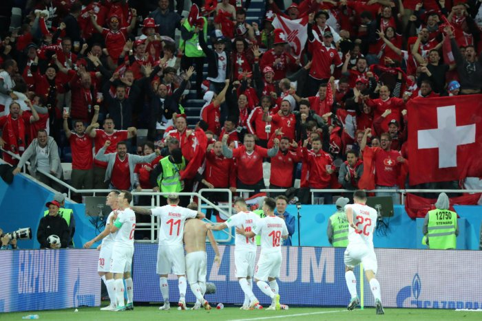 A win, or even a draw, for the Swiss against an already eliminated Costa Rica would book their ticket in the knockout stages. Reuters Photo