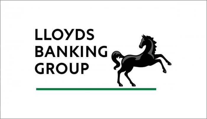 The symbol of Llyods Banking Group.