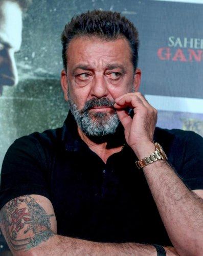 Sanjay Dutt to pen autobiography next year   Deccan Herald