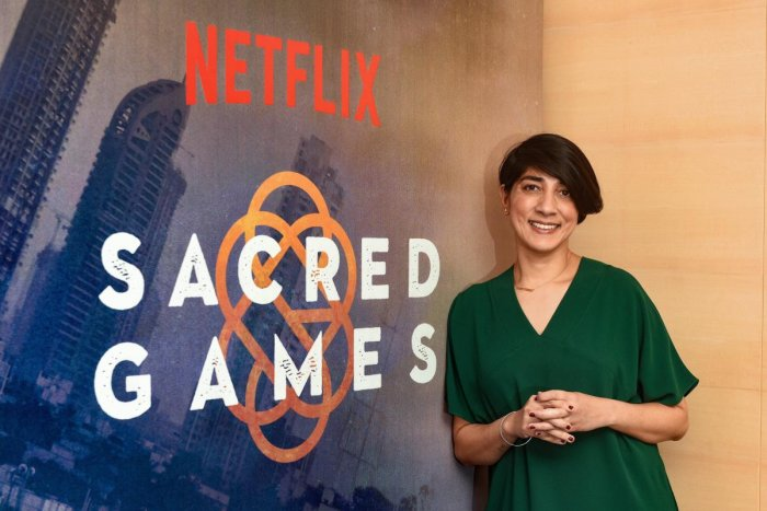 Director Creative, International Originals, Netflix, Simran Sethi. (PTI File Photo)