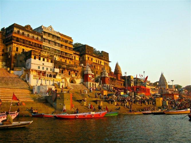 Ahilya Ghat, Varanasi