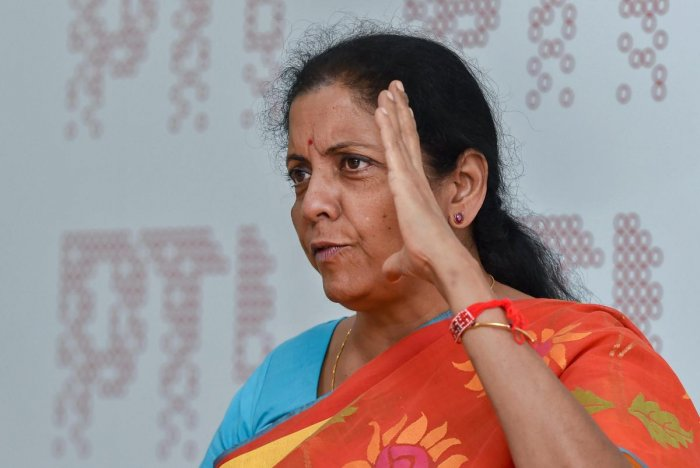 """""""Based on the experiences that we had in the last round of government trying to provide stimulus, We've essentially made sure that we are doing it in a very discreet and considered manner,"""" Sitharaman said at the interaction."""
