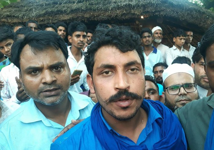 Jignesh Mewanimet Chandrashekhar at his Chutmalpur residencein Saharanpur district, about 500 km from here, on Tuesday evening and closeted with him for around one hour. PTI file photo