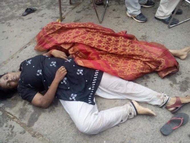 Twenty seven people lost their lives in Godavari Puskar stamped at Rajahmundry in East Godavari district on July 14, 2015. File photo