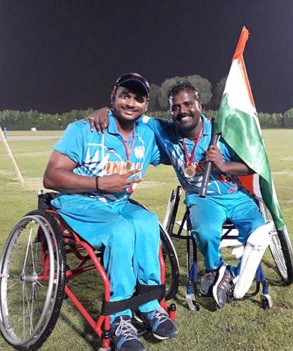 Shivaprasad S and Tippeswamy Madiwal