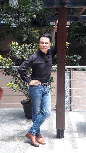 Malaysian dance pioneer Datuk Ramli Ibrahim was in Bengaluru recently.