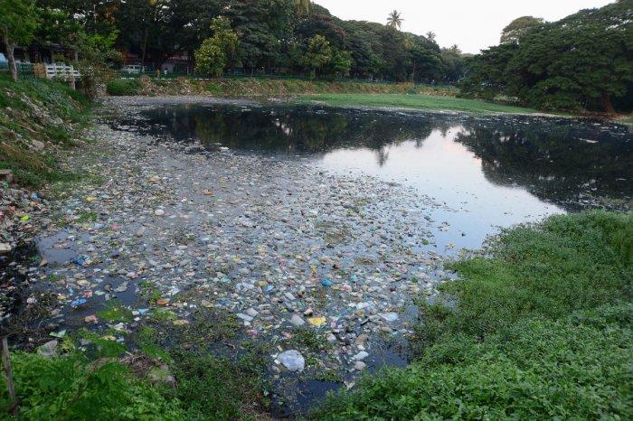 Bad environment is already visible, say experts. FILE PHOTO