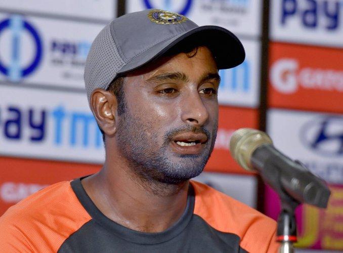 Indian cricketer Ambati Rayudu. Representative Image. (PTI Photo)